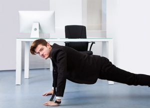 office-push-up